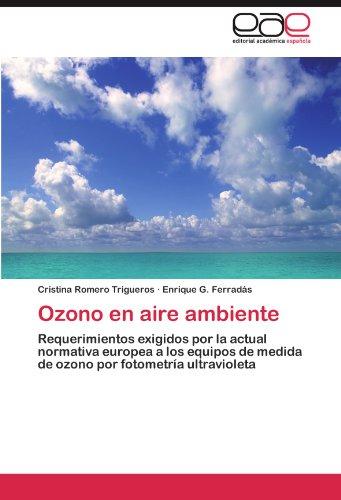 Ozono En Aire Ambiente por Cristina Romero Trigueros
