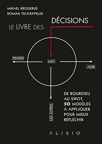 Le livre des Décisions par Krogerus Mikael