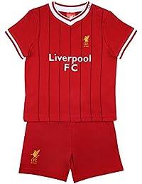 e8f8117ec Amazon.co.uk  Liverpool F.C. - Outfits   Clothing Sets   Baby Boys 0 ...