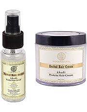 Khadi Natural Herbal Hair Serum,SLS and Paraben Free, 50ml