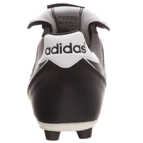 adidas Kaiser 5 Liga Herren Fußballschuhe Schwarz (Black/Running White Ftw/Red)