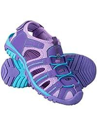 Mountain Warehouse Sandalias Bay para niños - Sandalias de Neopreno, Chanclas cómodas para niños, Entresuela, Calzado Ajustable - Ideal para Caminar, Viajar