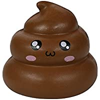 Clearance! 2018 Newest Jumbo Squishies Poo, GreatestPAK Cute Super Slow Rising Stress Reliever Soft Squishys Gift For Girls Boys Adults