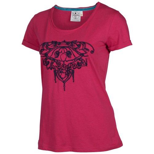 Chiemsee Femme T-Shirt Edith sangria