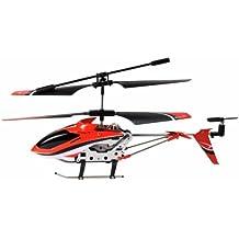 Amewi 25072 - Level X IR, Indoor Helikopter im Alukoffer (GYRO, USB, LiPo-Akku)
