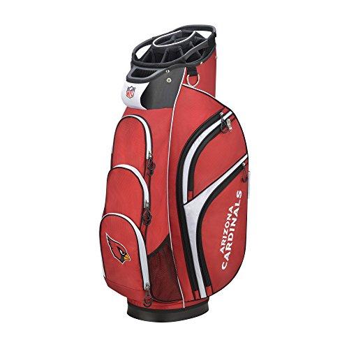 WILSON 2018 NFL Golf Cart Bag, Arizona Cardinals