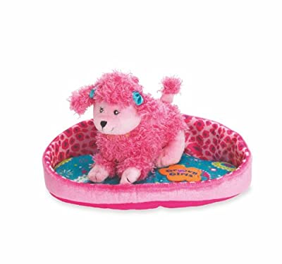 Manhattan Toy Groovy Girls Royal Splendour - Peluche de cachorro con camita de Manhattan Toy