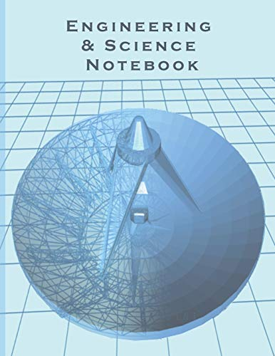 Cookie Quad (Engineering & Science Notebook: Math & Science Graphing Composition Book Grid Paper Notebook, Quad Ruled, for Students, Architects, Engineers, 100 Sheets (Large, 8.5 x 11) (3D Models, Band 1))