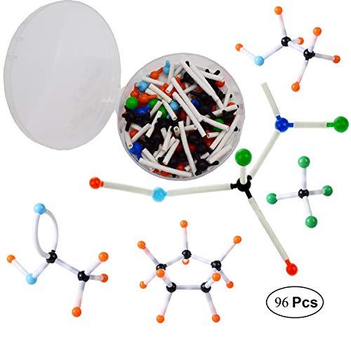 Mengger Modelos Moleculares Kit 96pcs Química