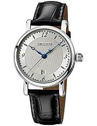 Chronoswiss Sirius Reloj Automático para Hombre con Correa de plata esfera analógica pantalla y negro 2843.1