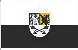 Königsbanner Hissflagge Kall - 150 x 250cm - Flagge und Fahne