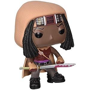 Funko The Walking Dead Michonne figura de vinilo 10 cm FUNVPOP3085