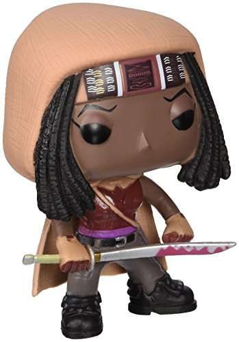 Funko pop de The Walking Dead - Michonne