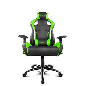 41tbgtAHL8L. SS300  - Drift-DR400BG-Silla-gaming-color-negro-y-verde