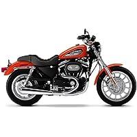 DAIDSON 883R SPORTSTER MOTO HARLEY XL-MAGNETE PER FRIGORIFERO, 70 x 45 MM, IDEALE COME REGALO