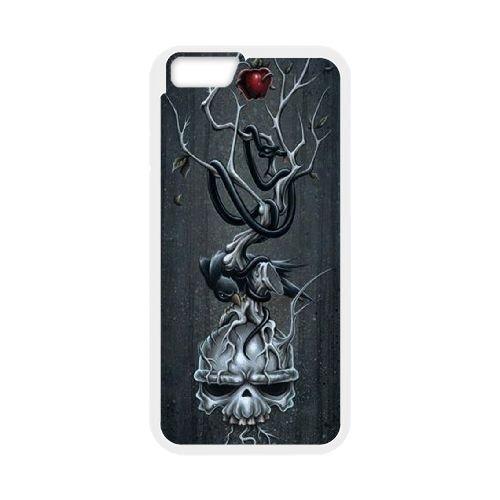 Darksiders coque iPhone 6 4.7 Inch Housse Blanc téléphone portable couverture de cas coque EBDXJKNBO14891