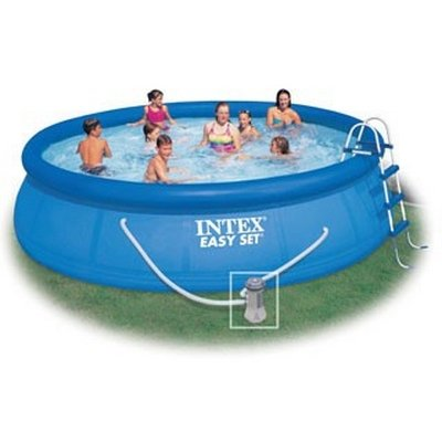 Piscine hors sol autoportante intex easy set 56409