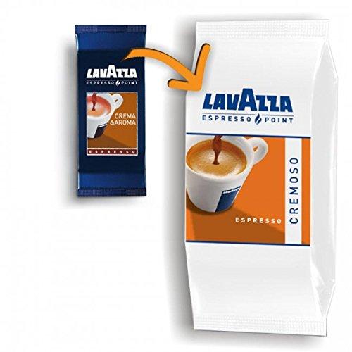 500 CAPSULE CAFFE CIALDE CREMOSO LAVAZZA POINT EX CREMA E & AROMA ORIGINALI