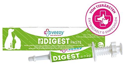 veezy Digest Paste für Katzen & kleine Hunde - Darmsanierung, 1er Pack (1 x 10 milliliters)