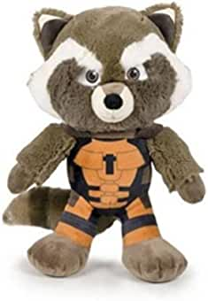 Guardians Of The Galaxy Rocket Racoon Talking Plush Plüsch Figur Sound Preisnachlass