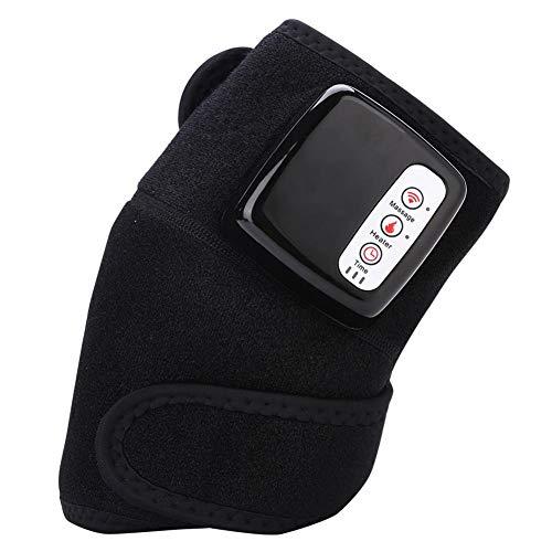 Infrarossi terapia magnetica ginocchio, wireless temporizzazione intelligente massaggiatore di ginocchio adatto per gli anziani per ginocchia, gomiti, spalle, ecc alleviare il dolore al ginocchio