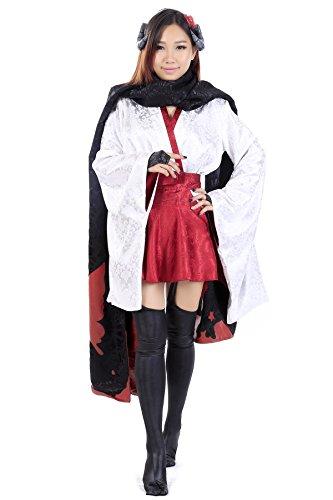 De-Cos Inu x Boku Secret Service Riricho Shirakiin Ririchiyo Kimono V2 (Halloween Service Kostüme Secret)