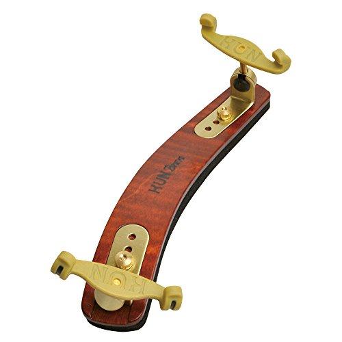Kun 800 Almohadilla violín bravo 4/4-madera