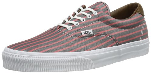 Vans - U Era 59 (Stripes) Pink/, Sneaker Unisex - Adulto Rosa (Pink ((Stripes) pink/))