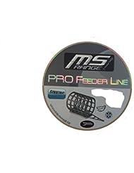 MS Range Michael Schlögl cuerda Pro Feeder Line 0,30mm