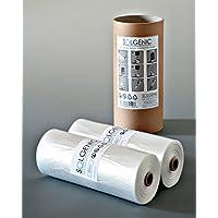400M de lámina de solgenic para–disposición contenedores de pañales Angelcare y Sangenic & Litter Locker
