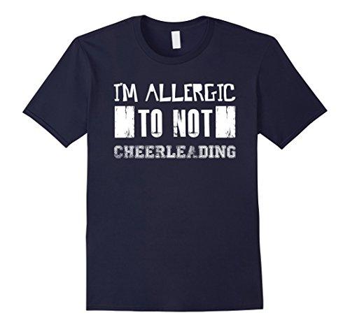 im-allergic-to-not-cheerleading-funny-cheer-t-shirt-herren-grosse-2xl-navy