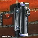 Videx-Sonnenschirmhalter für die Wand, verzinkt,  35mm