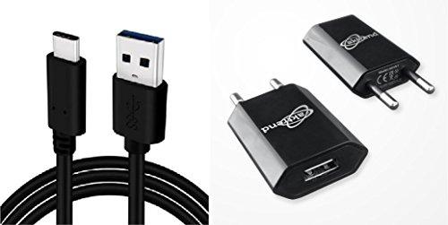 Usb Typ C Ladekabel Netzteil Nintendo Switch Konsole Neon-Rot / Neon-Blau / Grau , Samsung Galaxy Note 8 S8 A3 A5 , Huawei P9 P10