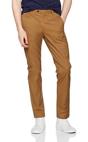 find-cotton-chino-slim-pantaloni-uomo-beige-camel-small-taglia-produttore-w32-l32
