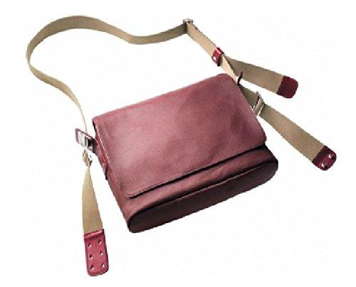Brooks Paddington Shoulder Bag, 10 Liter, Chianti/Maroon Maroon-design
