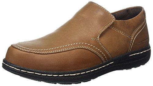 Hush Puppies Vindo Victory, Mokassins Homme Marron (Dark Tan)
