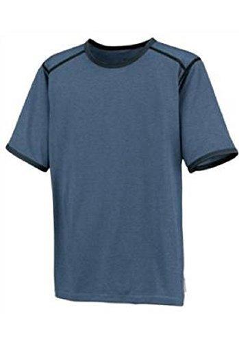 Sonnenschutz T-Shirt von Columbia in Blau Blau
