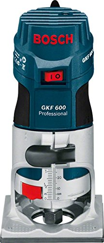 Bosch Professional GKF 600 Corded 110 V Palm Router