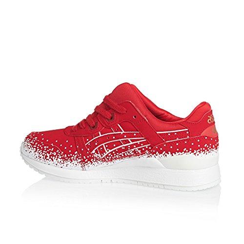 Sneaker Asics Gel Lyte III Rot Red
