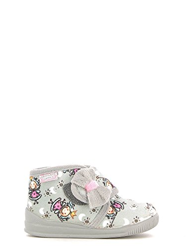 Grunland Junior , Baskets pour fille Gris