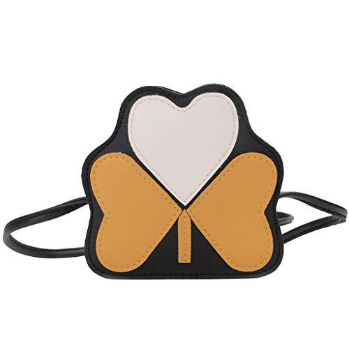 Mitlfuny handbemalte Ledertasche, Schultertasche, Geschenk, Handgefertigte Tasche,Kinder Mädchen Mode Persönlichkeit Kleine Tasche Umhängetasche