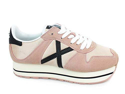 f8dd0a516a3 Precios de sneakers Munich Massana Sky rosas baratas - Ofertas para ...