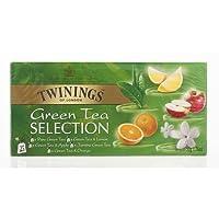 Twinings Green Tea Selection 50g. (2g.x25 Sachets)