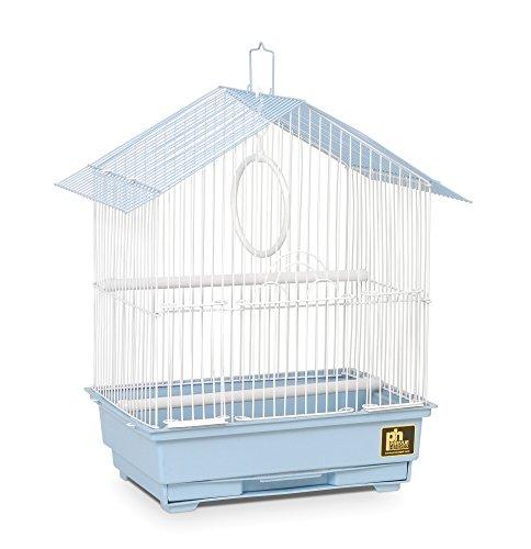 PREVUE PET PRODUCTS 31996House Style Wirtschaft Vogelkäfig, Blau