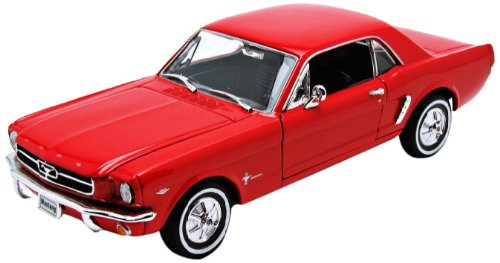 welly-22451-red-sammlermodell-ford-mustang-coupe-64-1-2-1-24-aus-metall-rot