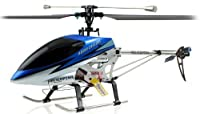 Double Horse 3CH Metal Helicopter with Built-in Gyro by Double Horse