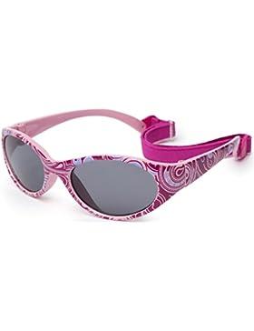 Gafas de sol para niña entre 2 y 6 años, hecho de goma TOTALMENTE FLEXIBLES, 100% protección rayos UVA y UVB,...