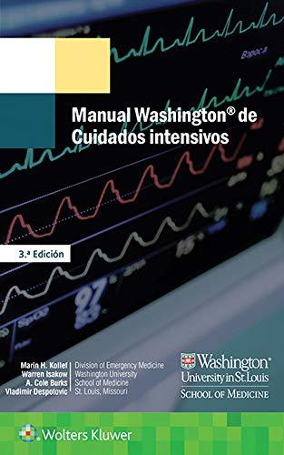 Manual Washington de cuidados intensivos por Marin H. Kollef