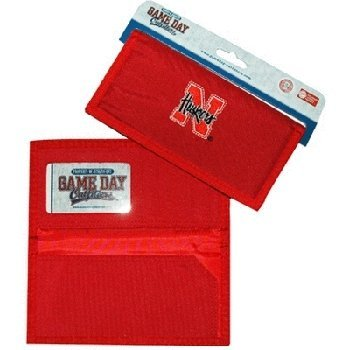 NCAA Nebraska Cornhuskers Ladies Wallet with Checkbook Holder by Game Day Outfitters