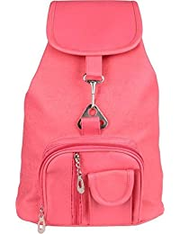5b7832b8d Tipton Fashion Women Backpack with Beautiful Pink Color in New Model I-17